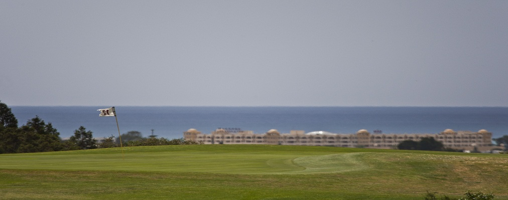 Yasmine Valley Golf Club, Tunisia